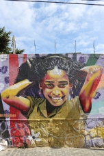 More street art....